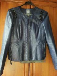 фабричные в Кыргызстан: Красивая куртка из мягкого кожзама, размер- 46-48 ( m) удобная