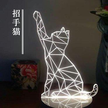 3D-ночник – высокотехнологичный и в Бишкек