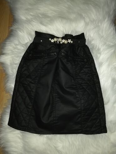 Personalni proizvodi - Pozarevac: Crna Skaj Suknja