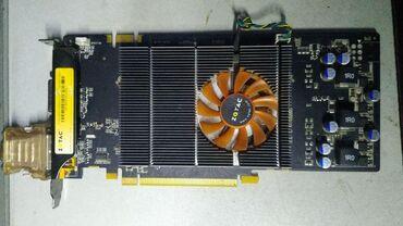 Zotac 9600gt 1gb 256bit ddr3 VGA HDMI DVI Цена 1000сом