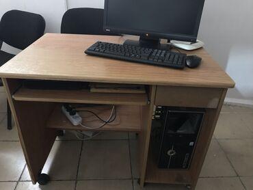 шредеры 11 12 на колесиках в Кыргызстан: Продаю офисную мебель Идеальное состояние  Цена:11.000