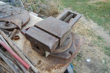 Тиски в Кыргызстан: Продаю столярные тески мощщщные весят 75кг