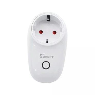 Smart wi- fi ilə idarə olunan rozetka 10 amper. Telefonla, в Bakı