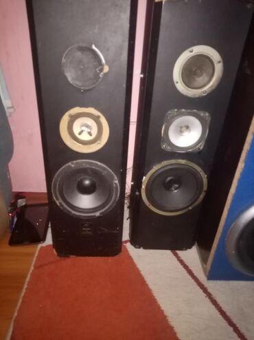 Posao u slovackoj - Srbija: Prodajem zvučnike u odličnom stanjuSvi visokotinci rade dobar posaoBas