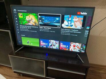 тянь ма телевизор пульт in Кыргызстан   ТЕЛЕВИЗОРЫ: Yasin Smart tv 55-дюймов.Новая и в Идеальном Состоянии!С Коробкой и