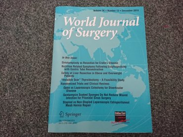 Naslov: world journal of surgery - volume 34, issue 12  - Belgrade