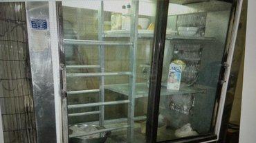 Холодильник витрина, для хранения в Лебединовка