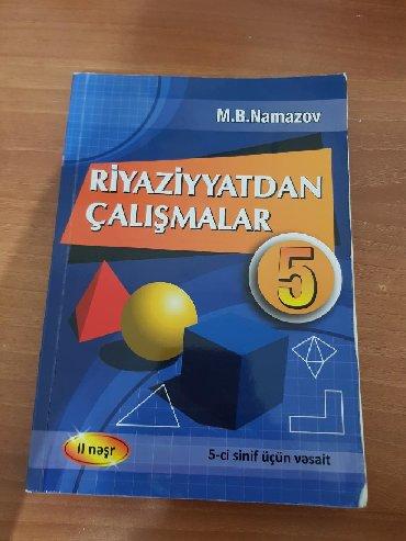 namazov - Azərbaycan: Riyaziyyat 5 ci sinif Namazov