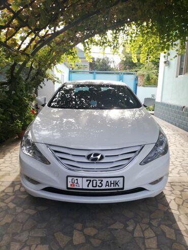 Hyundai - Кыргызстан: Hyundai Sonata 2012
