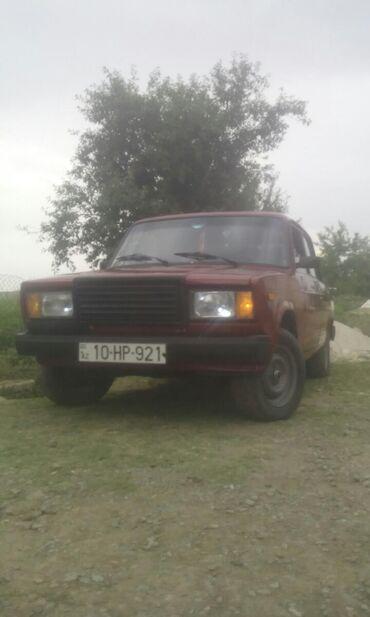 VAZ (LADA) Azərbaycanda: VAZ (LADA) 2107 1.4 l. 1991 | 356874 km