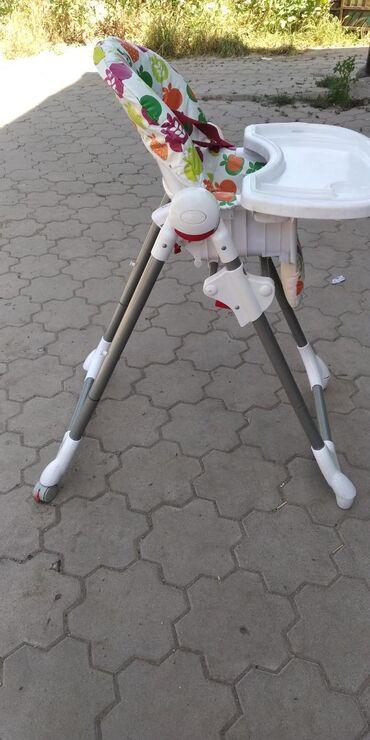 Продам стульчик для кормления в хорошем состоянии