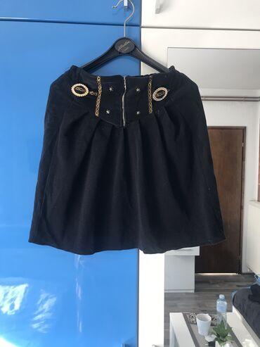 Plisana suknja S