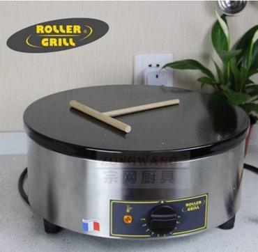 Кухонное оборудование. Блинница диаметр 40 см в Бишкек