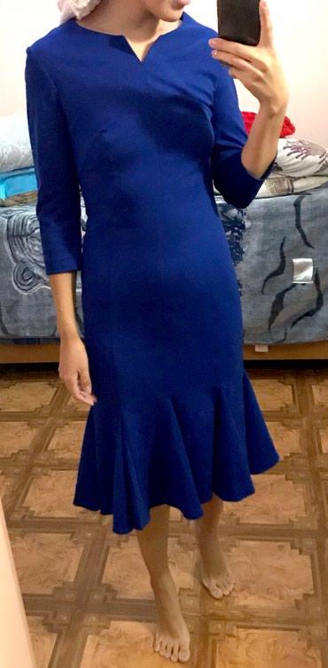 Продается трикотажное платье. Размер в Бишкек