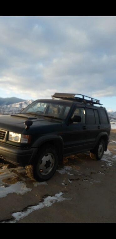 Транспорт - Чаек: Isuzu Bighorn 3.1 л. 1996 | 268 км