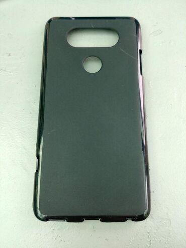 Чехол для LG V20  Материал: силикон