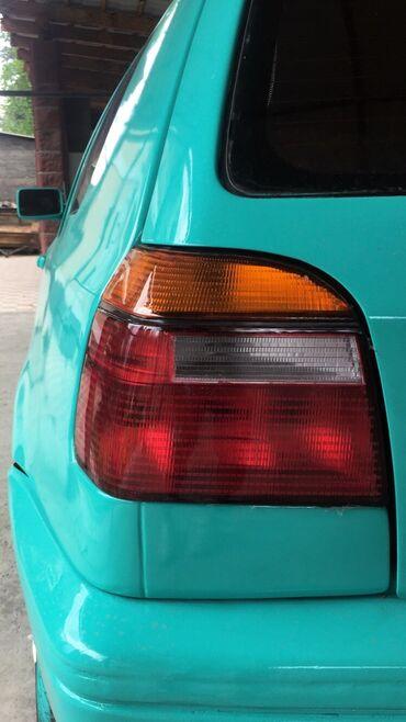 Volkswagen в Кыргызстан: Volkswagen Golf 1.8 л. 1993