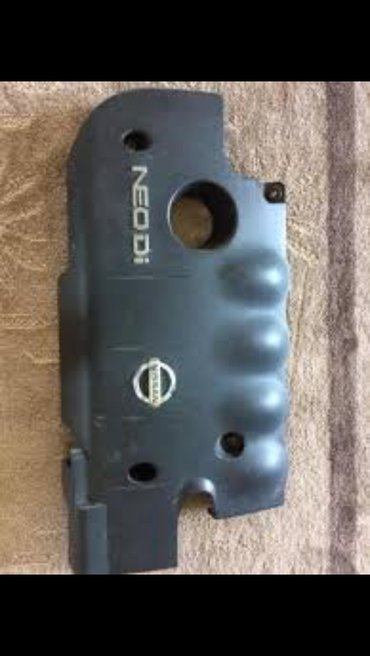 Продаю крышку на двигатель 2. 5обьем ниссан примера p12 в Кок-Ой