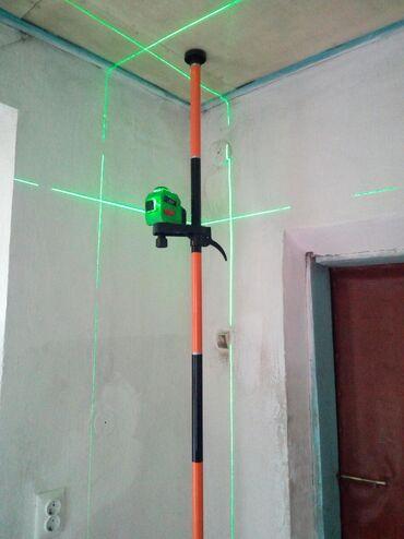 Лазерный уровень в аренду,  сутки 300