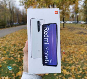 Новый Xiaomi Redmi Note 8 Pro 128 ГБ Черный