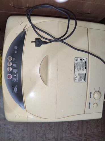 singer машинка швейная цена в Кыргызстан: Вертикальная Автоматическая Стиральная Машина LG 5 кг