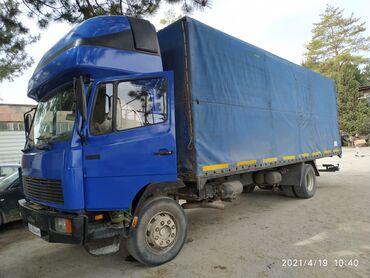 Услуги - Кызыл-Адыр: Перевозка груза Талас-Бишкек-Талас