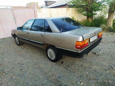 Audi в Балыкчы: Audi 100 1.8 л. 1986 | 340390 км