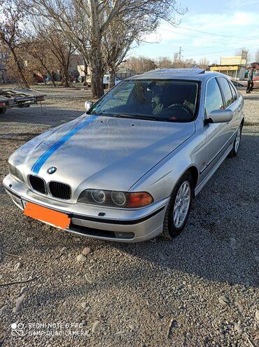 заказать гироскутер за 5000 в Кыргызстан: BMW 5 series 2.5 л. 2000