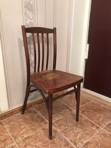 деревянная перегородка в Азербайджан: Ретро стулья ссср, деревянные,комплет 4 стула(штука 25 ман)Retro