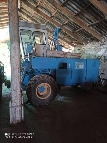 Транспорт - Бирдик: Сельхозтехника