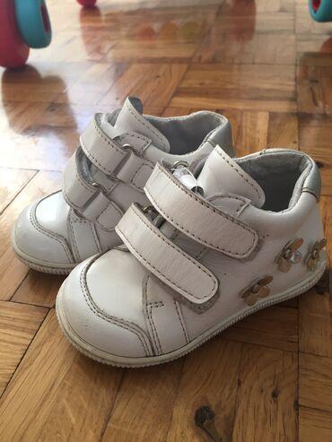 Dečija odeća i obuća | Zrenjanin: Anatomske cipele Pavle, velicina 19. Odlicno ocuvane