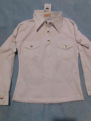 Продаю новую школьную блузку на в Кок-Ой