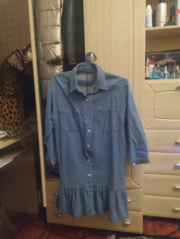 Женская одежда в Чон Сары-Ой: Все по 500почти все вещи новыелибо один раз одетые размер м,л