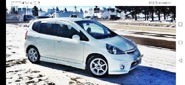 Аренда транспорта - Кыргызстан: Арендага Хонда Фит берилет 750сом ремонту менен . Паспорт, права