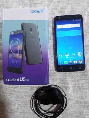 Alcatel U5. Potpuno ispravan telefon, jako lepo ocuvan. Radi na - Kula