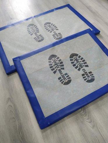 Дезинфицирующие коврики!  Средство для коврика 5 лит 595с  #дезинфицир