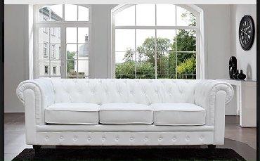chester sofa - Azərbaycan: Divan Chester vayt