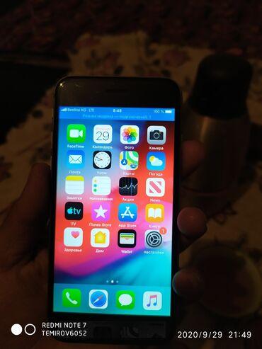 Электроника - Ноокат: IPhone 6 64 ГБ Серебристый