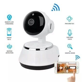 Bakı şəhərində Wifi kamera yaddas karti ve qurulmasi ile birlikde 360 derece panaroma