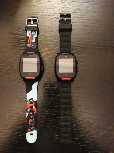 детские флисовые комбинезоны в Азербайджан: Nomi smart watch w2s. 2 eded. Teze qutunun icinde. Ushaglarim ucun