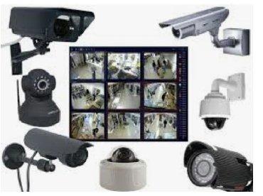 Установка камер видеонаблюдения всех видов. В Бишкеке и пригородах