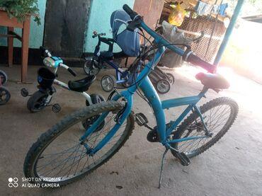 Спорт и хобби - Тынчтык: Продам велосипед скарасной в отличном состоянии прошу 4000 реальным