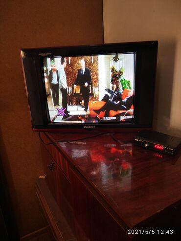 Продаю телевизор с ресивером в отличном состоянии за 3000 сом