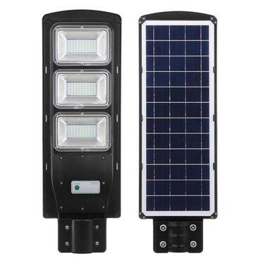 степ спада бишкек in Кыргызстан | АВТОЗАПЧАСТИ: Светильник на солнечных батареях  Мощность: 90w Световой поток: 2700Lm