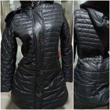 Crna duga štepana jakna KAYAK vel M/LDimenzije:od ramena do ramena 38