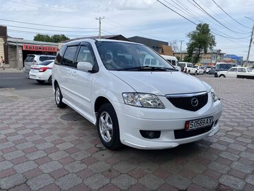 Mazda MPV 2.3 л. 2002 | 211000 км