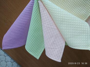 Декор для дома - Кызыл-Кия: Кухонные полотенца, отличного качества 100% хлопок, размер 48*45