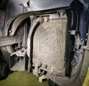 Ремонт радиаторов авто, замен в Бишкек