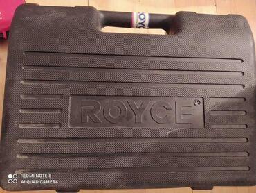 Royce markalı drel