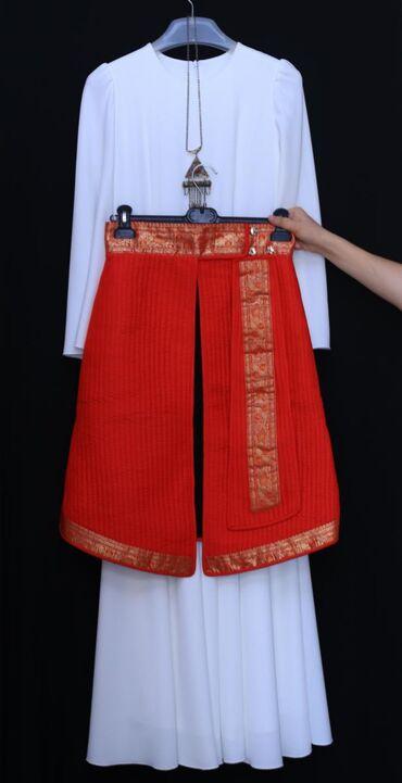 platja dlja 9 10 let в Кыргызстан: Срочно продается платье на Кыз узату. Отличное качество. Состояние 10